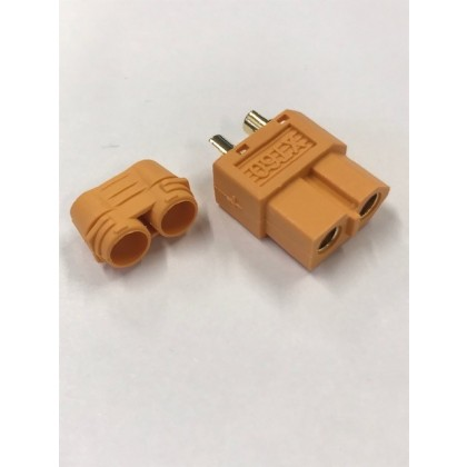XT60 Connector With Wire Shield Female