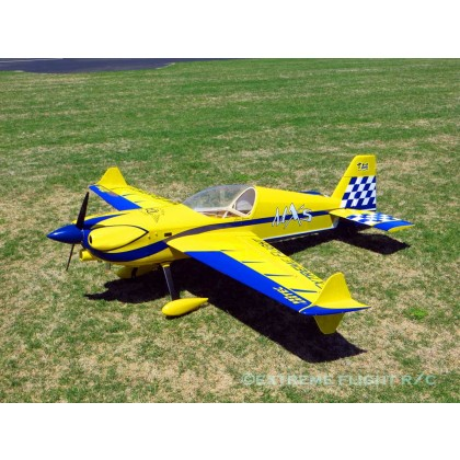 "Extreme Flight MXS 78"" ARF kit GP (Gas Version) EXTR279YB"