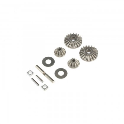 Losi Diff Gear Set w/Hardware: TENACITY ALL (Z-LOS232029)
