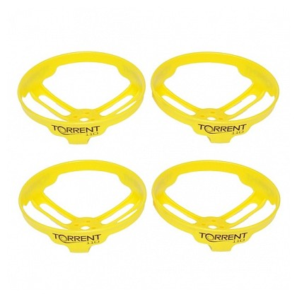 Blade Torrent 110 Prop Guards - Yellow BLH04003YE