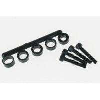 "3"" Spinner 3 Blade in Black from Dubro DB550 5513650"