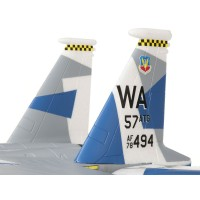 E-Flite F-15 Eagle 64mm EDF PNP EFL9775