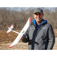 E-Flite UMX Radian BNF Basic with AS3X and SAFE Select EFLU2950