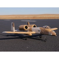 E-Flite UMX A-10 Thunderbolt II 30mm EDF BNF Basic with AS3X and SAFE Select EFLU6550