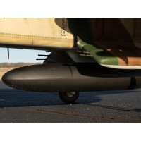 Hangar 9 OV-10 Bronco 30cc ARF with Landing Gear Set HAN4670CR