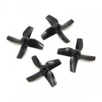Blade Prop Set (4) Black Inductrix BLH8520