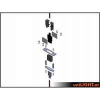 UniLight UniConnect Cable Connection Set 6 Primary DIY