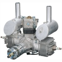 DLE-40 Twin Two Stroke Petrol Engine DLE40