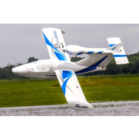 "Dynam Seawind Blue with Gyro 1220mm (48"") Wingspan - RTF DYN8968SRTF"