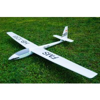 FMS ASW-17 2500MM 98.4 Inch Glider ARTF Without TX/RX/BATT FMS129P