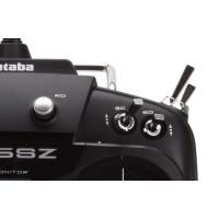 6 Channel 2.4GHz Radio Transmitter & R7008SB Receiver (Mode 1)