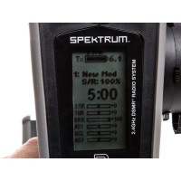 Spektrum DX5 Rugged 5 Channel DSMR Transmitter w/SR515 Receiver SPM5200
