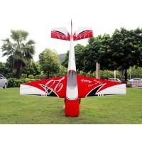 """Pilot RC Laser 103"""" CF Version Red/White/Black PIL058"""