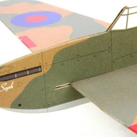 Prestige Models Hurricane Mk I Freeflight Kit PRS1001