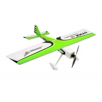 Stick 14 3D Plane Covered 1.4M Supplied with Motor ESC 6 Servo & Prop by Dancing Wing / Century Models 1-DW-BALSA-ARF-TCG1404