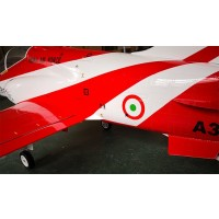 T-One Models Bae Hawk 100 1:4.75 rc jet