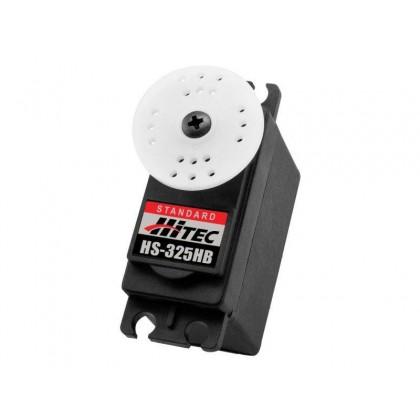 Hitec HS325HB Standard Servo HD Gears With Top BB