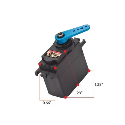 Hitec HS7245MH High Voltage (HV) Mini Digital Servo