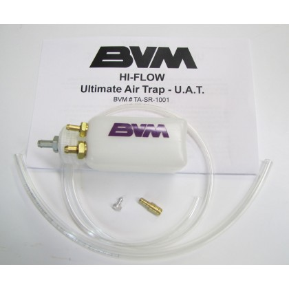 BVM Hi-Flow UAT Air Trap TA-SR-1001