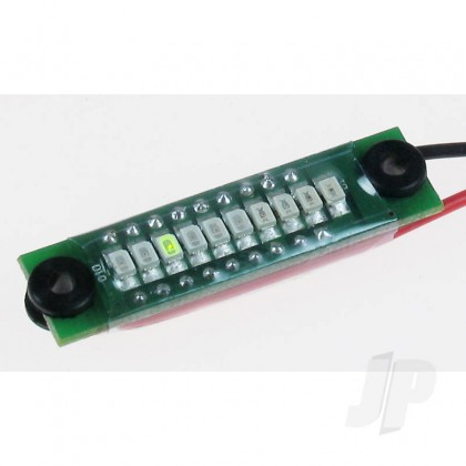 JP LiPo Battery Checker 1-4 Cell (3.7-14.8V) 4444510