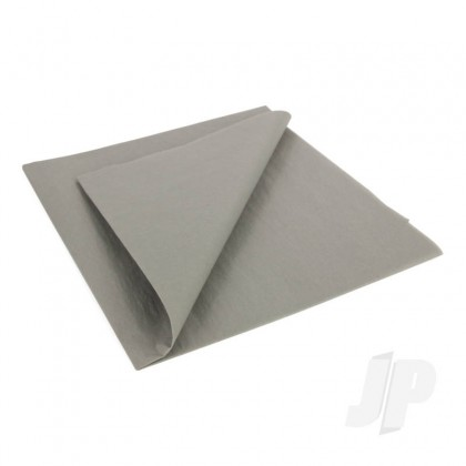 JP Carrier Grey Lightweight Tissue Covering Paper, 50x76cm, (5 Sheets) 5525201