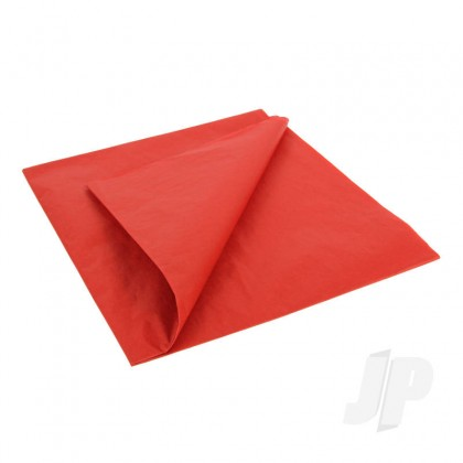 JP Reno Red Lightweight Tissue Covering Paper, 50x76cm, (5 Sheets) 5525205