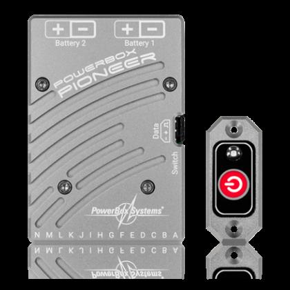 PowerBox Pioneer SRS With iGyro Option 4100