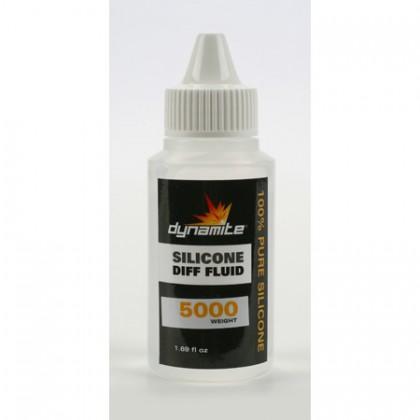 Dynamite Silicone Diff Fluid 5000 Weight DYN2653