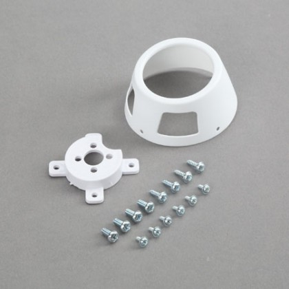 Hobbyzone Cowl/Motor Mount w/screws: Conscendo S HBZ8608
