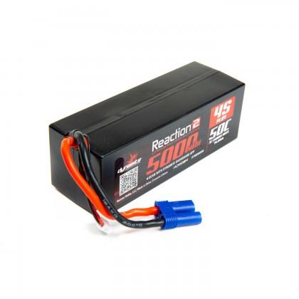 Dynamite 14.8V 5000mAh 4S 50C LiPo, Hardcase: EC5 DYNB5045H5