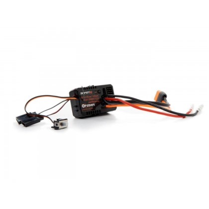 Spektrum Firma 40 Amp Brushed Smart 2-in-1 ESC and Receiver SPMXSE1040RX