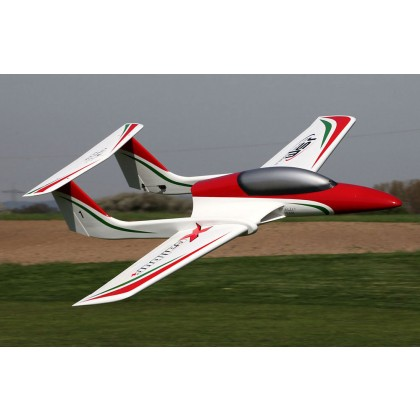 JSM Xcalibur+ Sport Scheme Jet Electron Retracts Package