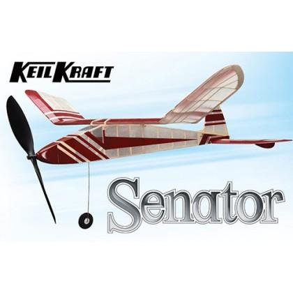 "Keil Kraft Senator Kit - 32"" Free-Flight Rubber Duration KK2060"