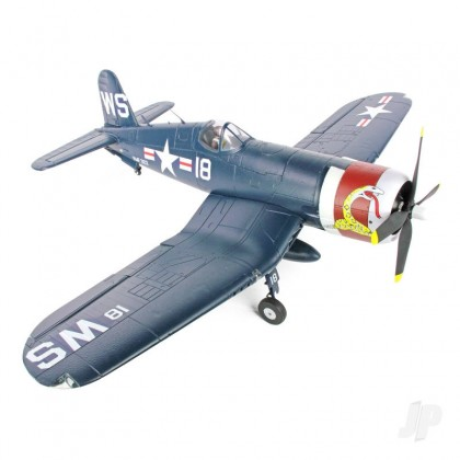 Arrows Hobby F4U Corsair PNP with Retracts (1100mm) ARR008P