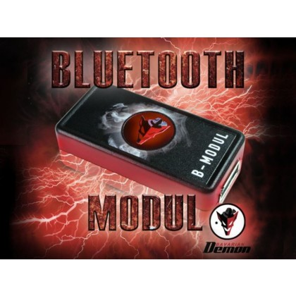 B Modul Bluetooth module for programming the AXON and CORTEXpro from Bavarian Demon