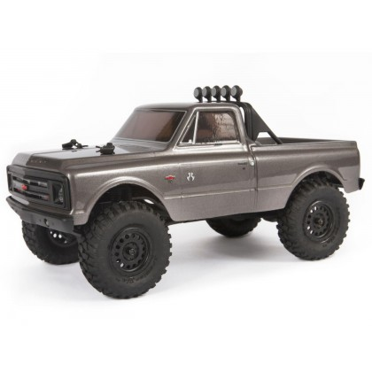 Axial 1/24 SCX24 1967 Chevrolet C10 4WD Truck Brushed RTR AXI00001T2