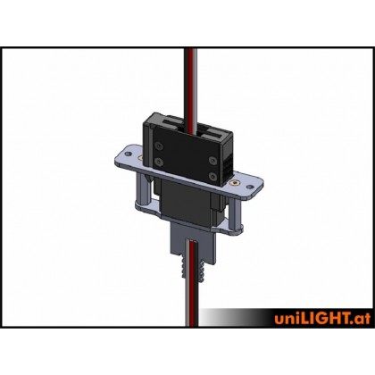 UniLight UniConnect Cable Connection Set 6 Primary RTR (2 Servo)