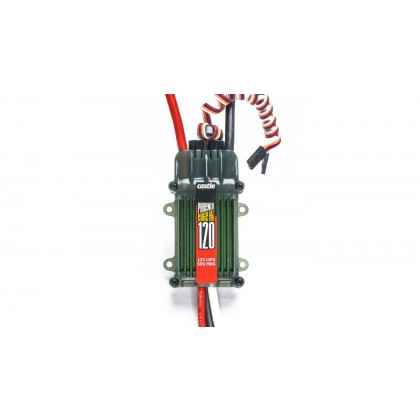 Castle Phoenix Edge HV 120 Brushless ESC 010-0104-00