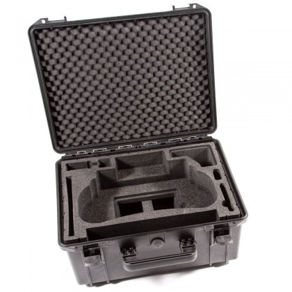 DC-Performance Case - carrying case for Jeti Tray transmitters from Hacker similar to Peli Case Free Delivery