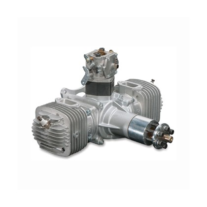 DLE-120 Twin Two Stroke Petrol Engine DLE120