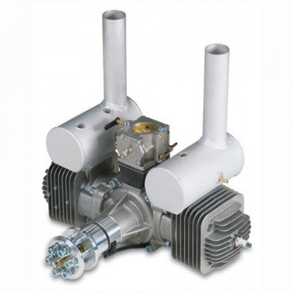 DLE-170 Twin Two Stroke Petrol Engine DLE170