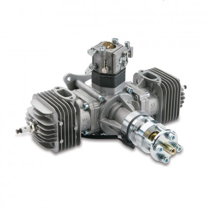 DLE-60 Twin Two Stroke Petrol Engine DLE60