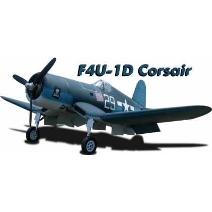 F4U-1D Corsair ARF with Folding Wings from CARF Models