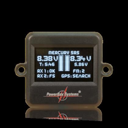Powerbox Mercury SRS OLED Display Screen 4765