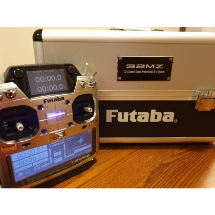 Futaba 32MZ Twin Radio Case P-EBB1193