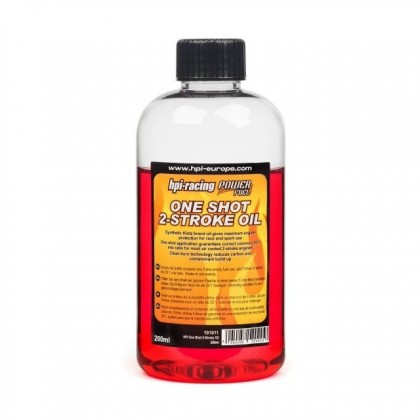 HPI 2 Stroke One Shot Engine Oil (200ml) - 101911