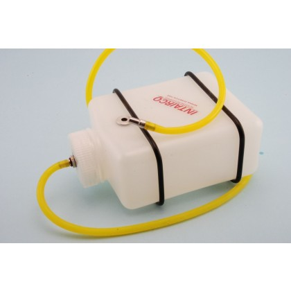 Intairco Overflow / Start / Taxi Tank 1 Litre (32oz) with 6mm Fuel Probe IAC-210