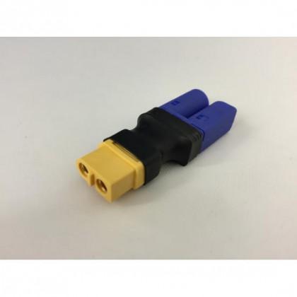 XT60 Female - EC5 Male Compact Adapter