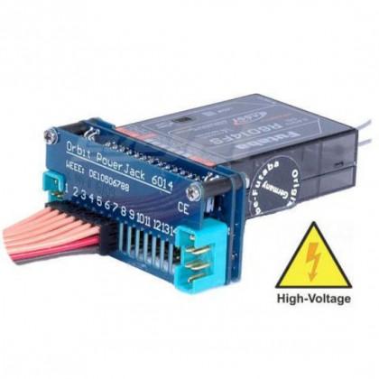 Orbit PowerJack 7014 for Futaba R7014SB Receivers by Evojet