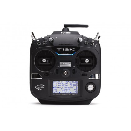 Futaba T12K 12 Channel 2.4GHz Combo with R3008SB (Mode 1)
